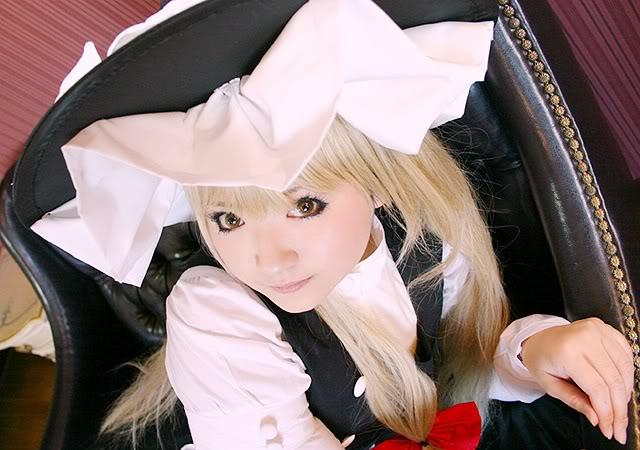 Nurse Nanako Cosplay06