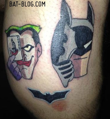 Joker Cosplay on Batman  Joker  And Catwoman Tattoo Art Photos   Cool Cosplay